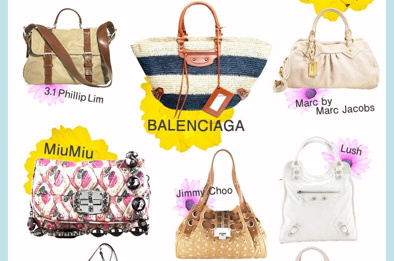 BALENCIAGA(バレンシアガ)、MIU MIU(ミュウミュウ)など春の新作バッグ