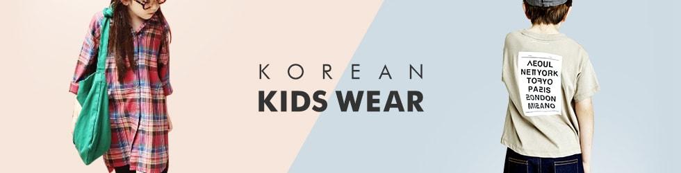 KOREAN KIDS WEAR
