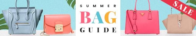 SUMMER BAG GUIDE