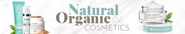 Organic & Natural COSMETICS