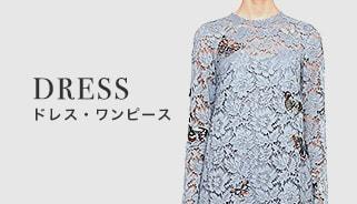 TOPS ドレス・ワンピース