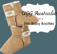 上質なシープスキンを使用したUGGは赤ちゃんのファーストシューズに最適!