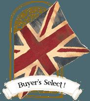 ユニオンジャック Buyer's Select!