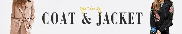 SPRING COAT & JACKET