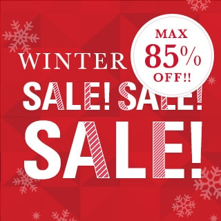 WINTER SEASON SALE!SALE!SALE!