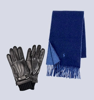 手袋・マフラー
