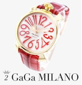 GaGa MILANO 時計