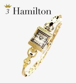 Hamilton 時計