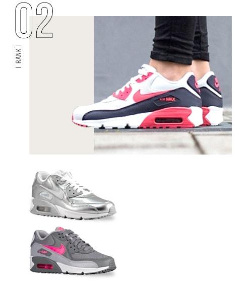 2位AIR MAX 90 / Nike