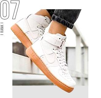 7位AIR FORCE 1 / Nike