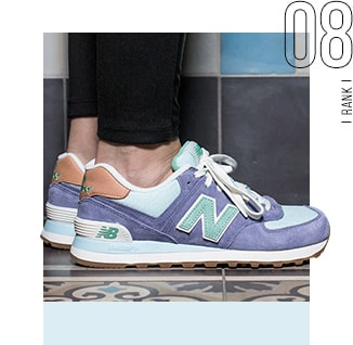 8位 574 /New Balance