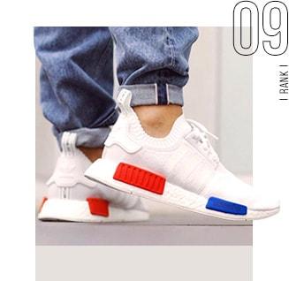9位NMD / adidas