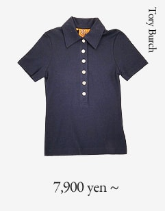 トリーバーチ ポロシャツ