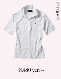 シェルボ ポロシャツ