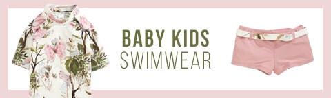 baby kids swimwear