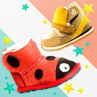 BABY/KIDS SHOES SCOOOP!!