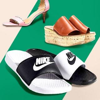 Sandals List