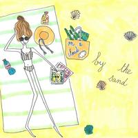 【天才少女Laraちゃん(10歳)】ビーチ・リゾートでのおすすめの過ごし方は?【独占インタビュー】