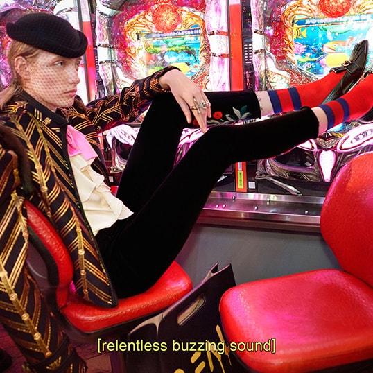 GucciFW16 日本が舞台のGucciの秋冬コレクション