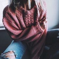 【この冬の大本命】アランニットでほっこり可愛い着こなし術