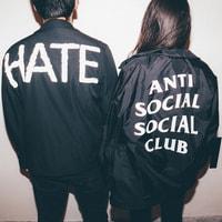 今季はロゴで差をつけろ!!ANTI SOCIAL SOCIAL CLUB特集